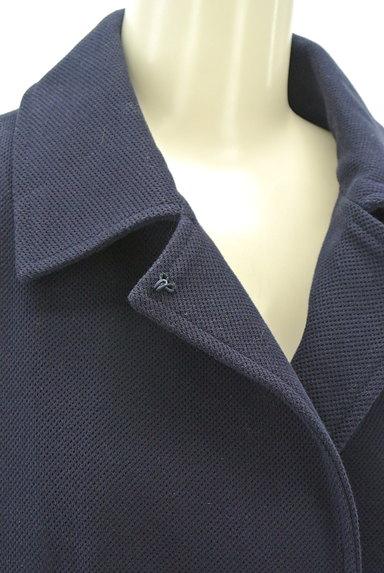 Viaggio Blu(ビアッジョブルー)の古着「シンプルショートコート(ジャケット)」大画像4へ
