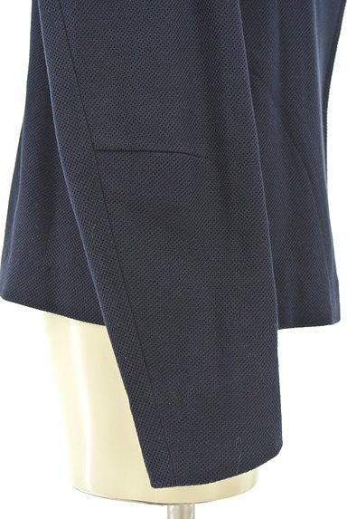 Viaggio Blu(ビアッジョブルー)の古着「シンプルショートコート(ジャケット)」大画像5へ