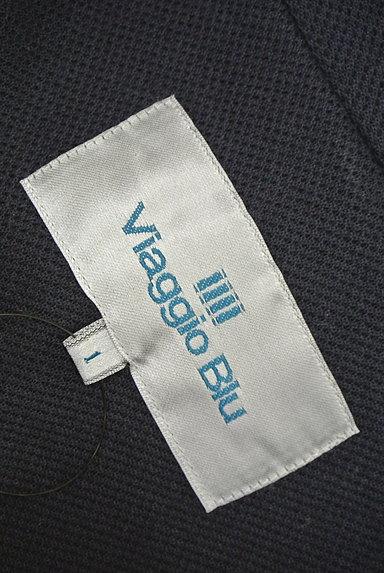 Viaggio Blu(ビアッジョブルー)の古着「シンプルショートコート(ジャケット)」大画像6へ
