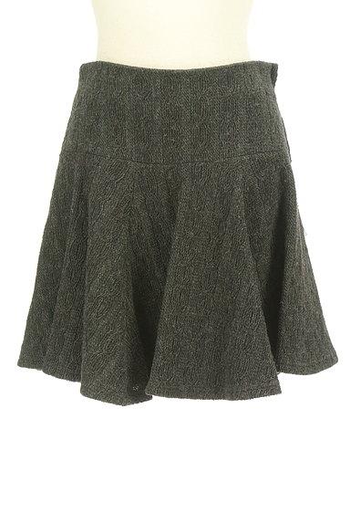 Stola.(ストラ)の古着「フィット&フレアミニスカート(ミニスカート)」大画像1へ