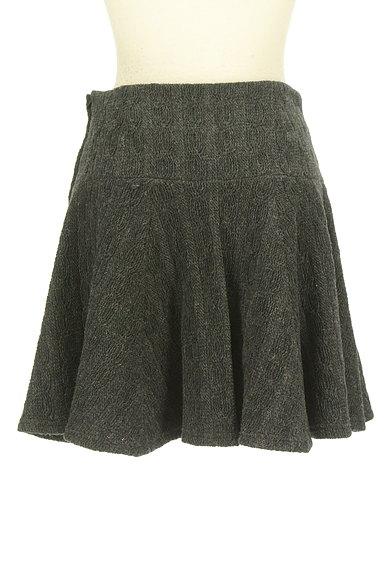 Stola.(ストラ)の古着「フィット&フレアミニスカート(ミニスカート)」大画像2へ