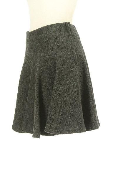Stola.(ストラ)の古着「フィット&フレアミニスカート(ミニスカート)」大画像3へ