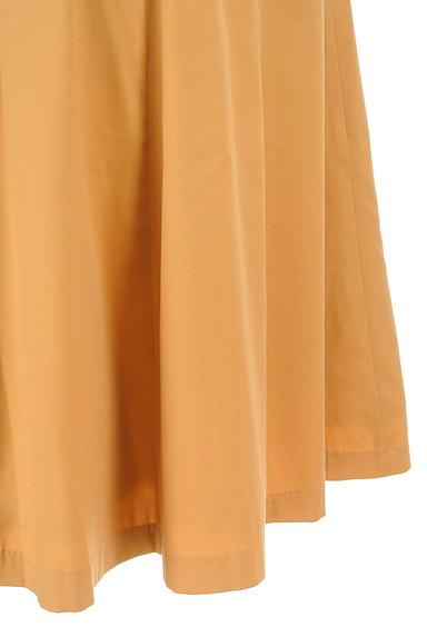 Stola.(ストラ)の古着「ベルト付きフレアスカート(スカート)」大画像5へ