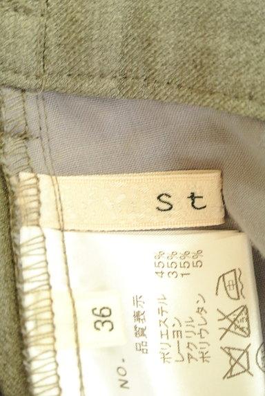Stola.(ストラ)の古着「タック入りテーパードパンツ(パンツ)」大画像6へ