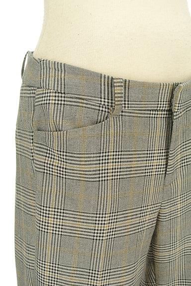 la.f...(ラエフ)の古着「チェックテーパードパンツ(パンツ)」大画像5へ