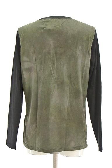 DIESEL(ディーゼル)の古着「タイダイ切替クルーネックTシャツ(Tシャツ)」大画像2へ