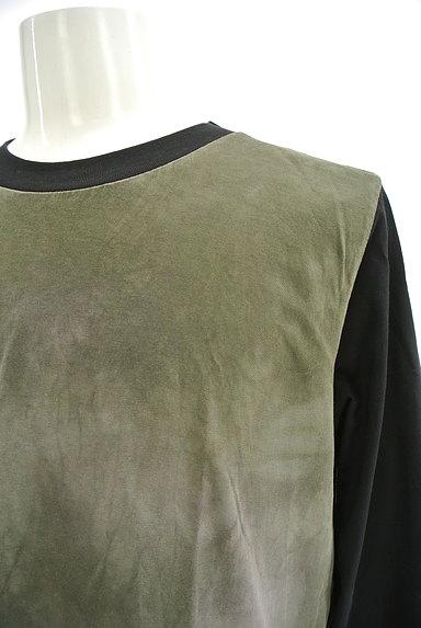 DIESEL(ディーゼル)の古着「タイダイ切替クルーネックTシャツ(Tシャツ)」大画像4へ