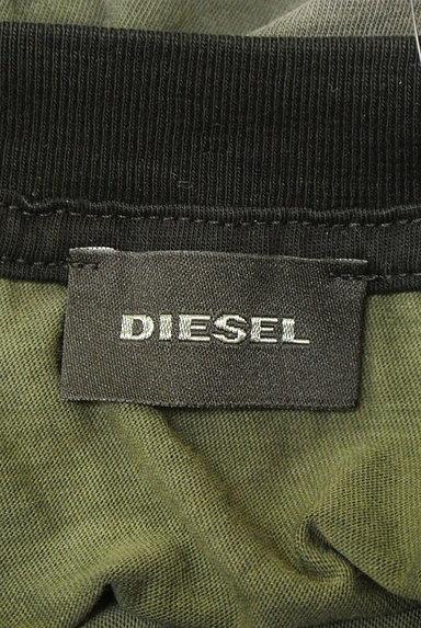 DIESEL(ディーゼル)の古着「タイダイ切替クルーネックTシャツ(Tシャツ)」大画像6へ
