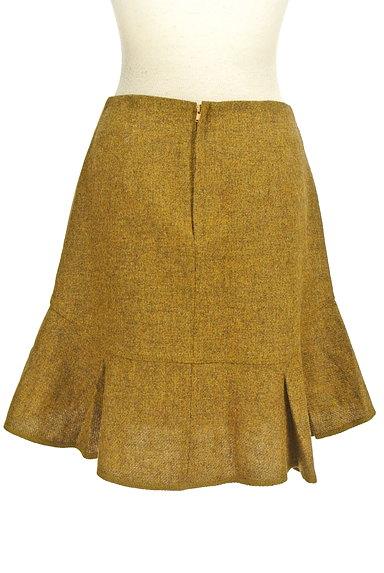 IENA(イエナ)の古着「膝上フレアスカート(ミニスカート)」大画像2へ