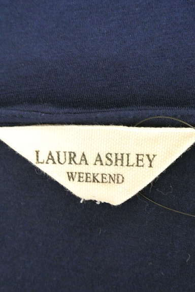 Laura Ashley(ローラアシュレイ)の古着「マリンデザインカットソー(カットソー・プルオーバー)」大画像6へ