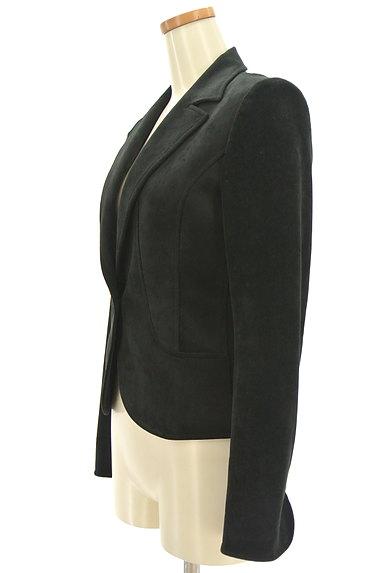 7-ID concept(セブンアイディーコンセプト)の古着「ベロア調テーラードジャケット(ジャケット)」大画像3へ