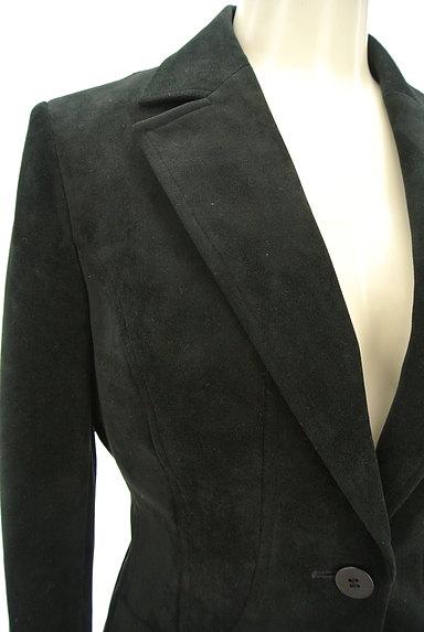 7-ID concept(セブンアイディーコンセプト)の古着「ベロア調テーラードジャケット(ジャケット)」大画像4へ