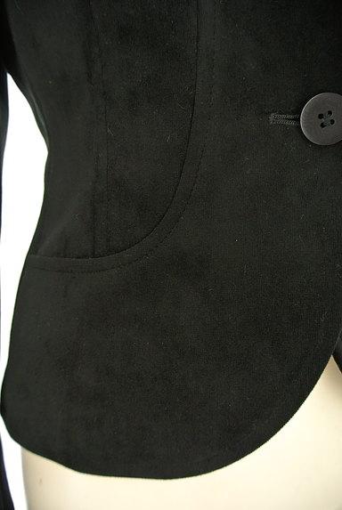 7-ID concept(セブンアイディーコンセプト)の古着「ベロア調テーラードジャケット(ジャケット)」大画像5へ