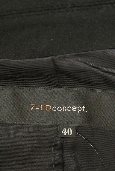 7-ID concept(セブンアイディーコンセプト)の古着「ベロア調テーラードジャケット(ジャケット)」大画像6へ