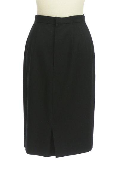 CORDIER(コルディア)の古着「無地ミディ丈セミタイトスカート(スカート)」大画像2へ
