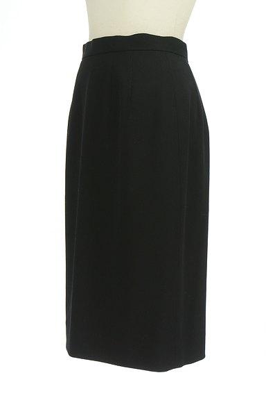CORDIER(コルディア)の古着「無地ミディ丈セミタイトスカート(スカート)」大画像3へ