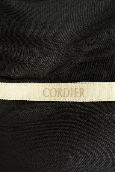 CORDIER(コルディア)の古着「無地ミディ丈セミタイトスカート(スカート)」大画像6へ