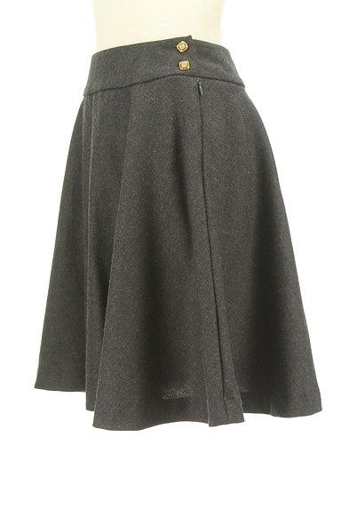 anatelier(アナトリエ)の古着「ウールサーキュラースカート(スカート)」大画像3へ