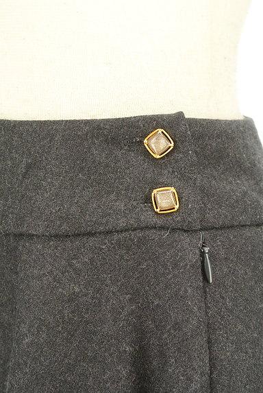 anatelier(アナトリエ)の古着「ウールサーキュラースカート(スカート)」大画像4へ