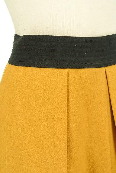 SunaUna(スーナウーナ)の古着「配色タックティアードスカート(スカート)」大画像4へ