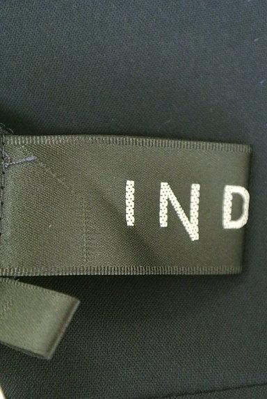 INDIVI(インディヴィ)の古着「美脚テーパードパンツ(パンツ)」大画像6へ
