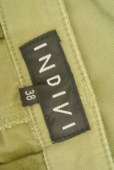 INDIVI(インディヴィ)の古着「無地カーゴパンツ(パンツ)」大画像6へ