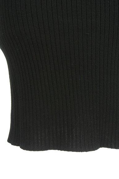 ROSE BUD(ローズバッド)の古着「タイトリブニットスカート(ミニスカート)」大画像5へ