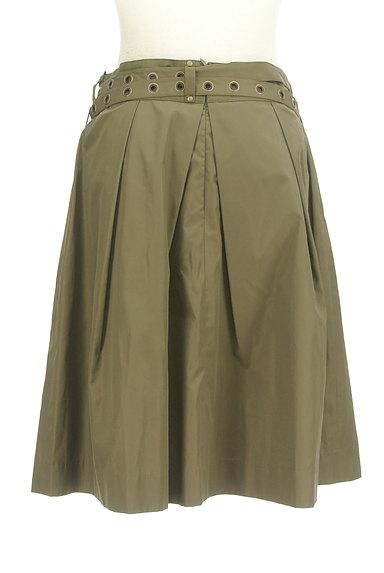 Diagram(ダイアグラム)の古着「ベルト付きタックフレアスカート(スカート)」大画像2へ