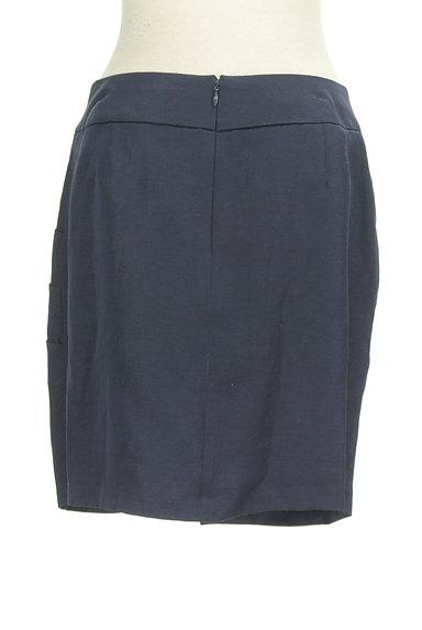 GALLARDAGALANTE(ガリャルダガランテ)の古着「ラップ風タックコクーンスカート(ミニスカート)」大画像2へ