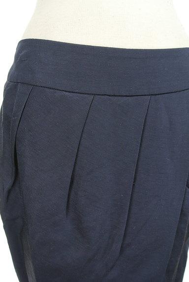 GALLARDAGALANTE(ガリャルダガランテ)の古着「ラップ風タックコクーンスカート(ミニスカート)」大画像4へ