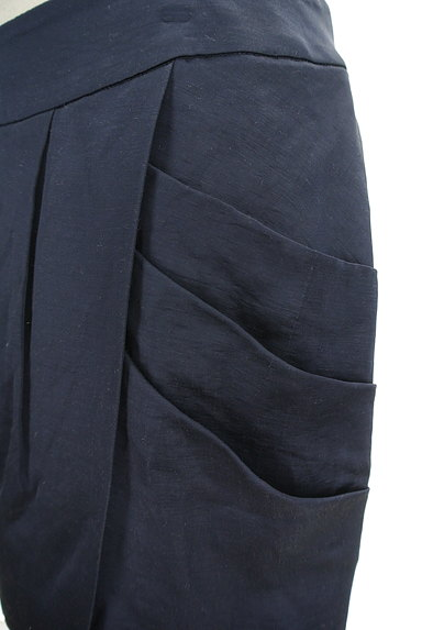 GALLARDAGALANTE(ガリャルダガランテ)の古着「ラップ風タックコクーンスカート(ミニスカート)」大画像5へ