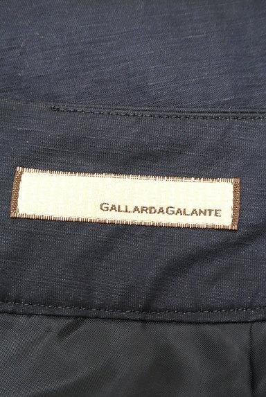 GALLARDAGALANTE(ガリャルダガランテ)の古着「ラップ風タックコクーンスカート(ミニスカート)」大画像6へ