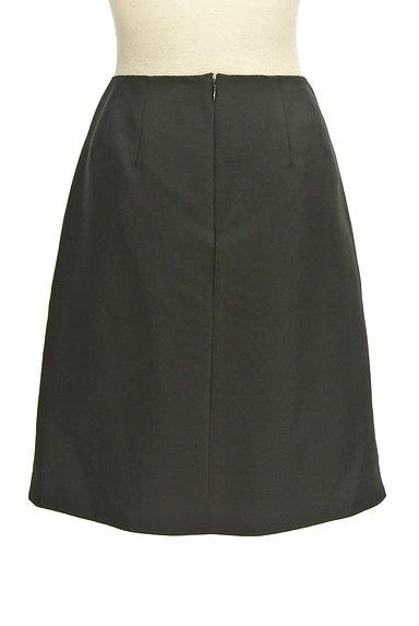 TOMORROWLAND(トゥモローランド)の古着「無地シルキータックフレアスカート(スカート)」大画像2へ