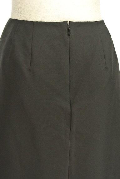 TOMORROWLAND(トゥモローランド)の古着「無地シルキータックフレアスカート(スカート)」大画像5へ