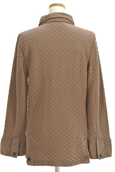 ARMEN(アーメン)の古着「ミドル丈キルティングジャケット(ブルゾン・スタジャン)」大画像2へ