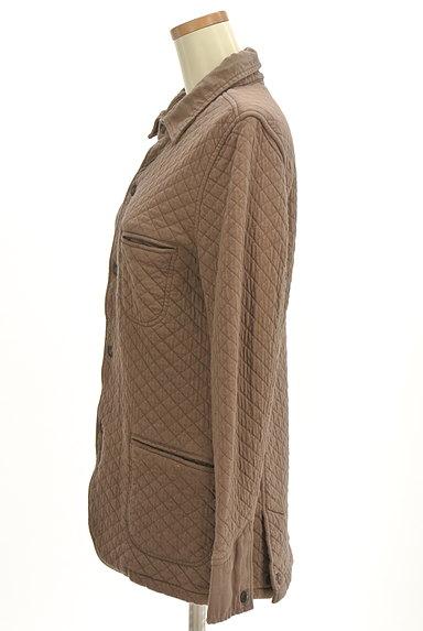 ARMEN(アーメン)の古着「ミドル丈キルティングジャケット(ブルゾン・スタジャン)」大画像3へ