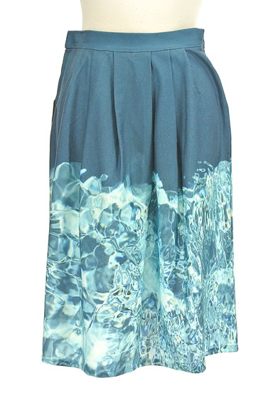 agnes b(アニエスベー)の古着「タックフレアスカート(スカート)」大画像1へ