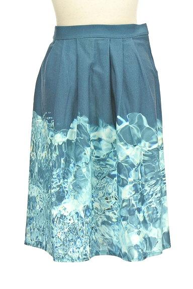 agnes b(アニエスベー)の古着「タックフレアスカート(スカート)」大画像2へ