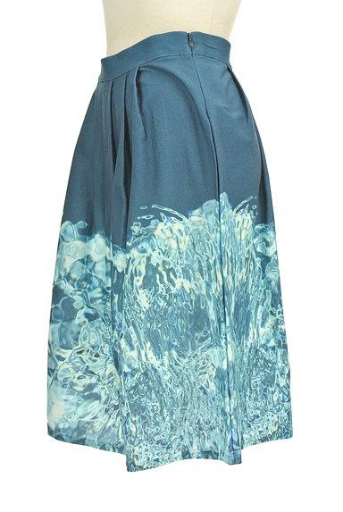 agnes b(アニエスベー)の古着「タックフレアスカート(スカート)」大画像3へ