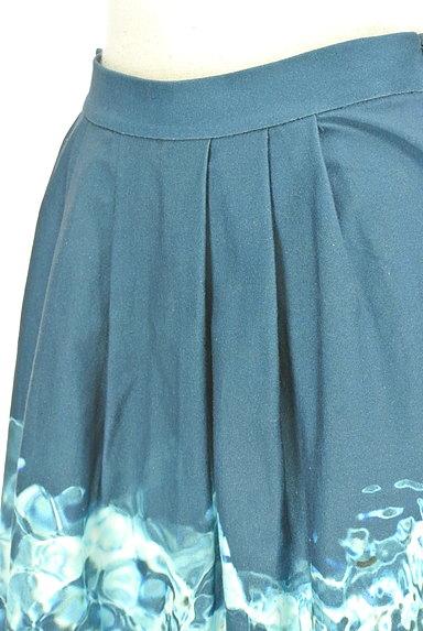 agnes b(アニエスベー)の古着「タックフレアスカート(スカート)」大画像4へ