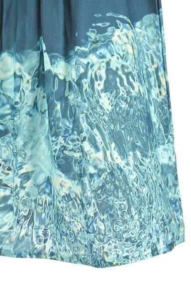 agnes b(アニエスベー)の古着「タックフレアスカート(スカート)」大画像5へ