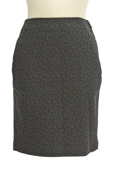 JOURNAL STANDARD(ジャーナルスタンダード)の古着「総柄タイトスカート(ミニスカート)」大画像1へ