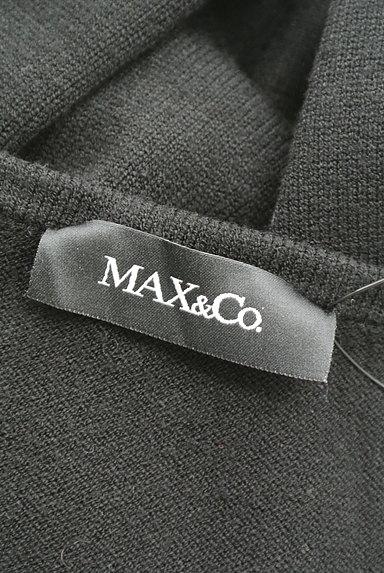 MAX&Co.(マックス&コー)の古着「レースデザインニットワンピース(ワンピース・チュニック)」大画像6へ
