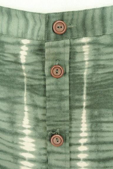 A.P.C.(アーペーセー)の古着「ムラ染め風フロントボタンスカート(スカート)」大画像4へ