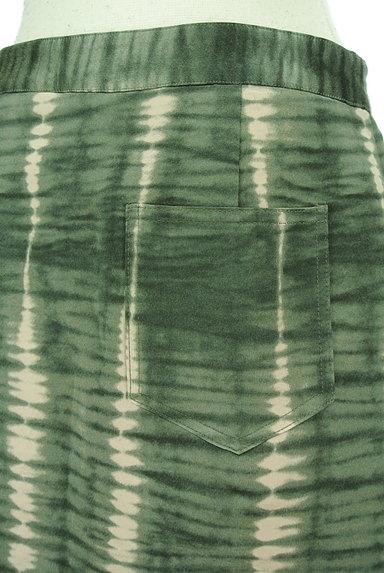 A.P.C.(アーペーセー)の古着「ムラ染め風フロントボタンスカート(スカート)」大画像5へ