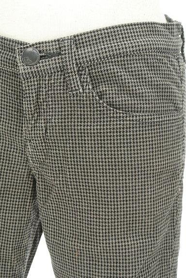 COMME CA DU MODE(コムサデモード)の古着「モノトーンスキニーパンツ(パンツ)」大画像4へ