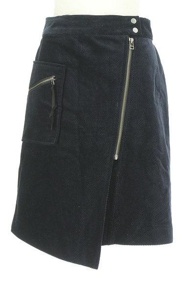 LANVIN en Bleu(ランバンオンブルー)の古着「コーデュロイスカート(スカート)」大画像1へ