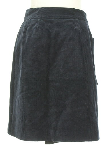 LANVIN en Bleu(ランバンオンブルー)の古着「コーデュロイスカート(スカート)」大画像2へ