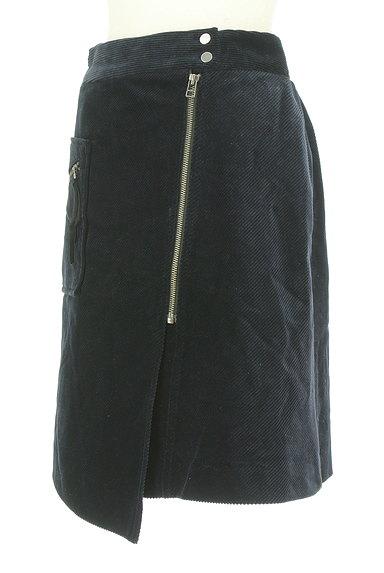 LANVIN en Bleu(ランバンオンブルー)の古着「コーデュロイスカート(スカート)」大画像3へ