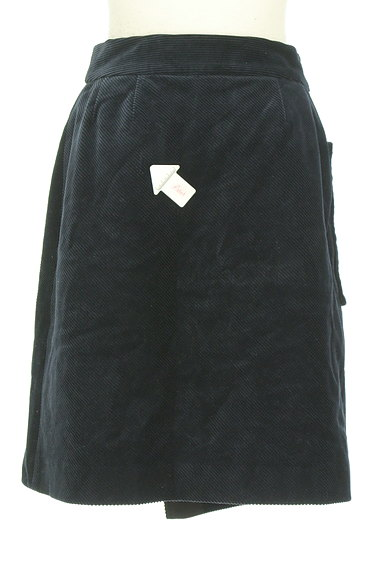 LANVIN en Bleu(ランバンオンブルー)の古着「コーデュロイスカート(スカート)」大画像4へ